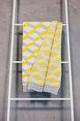 original Throw azulejo Aveiro Yellow