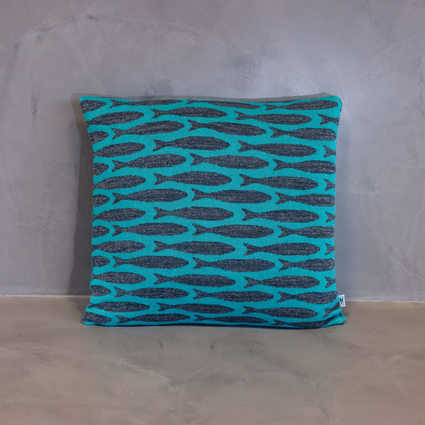 thumb cushion sardinha blue