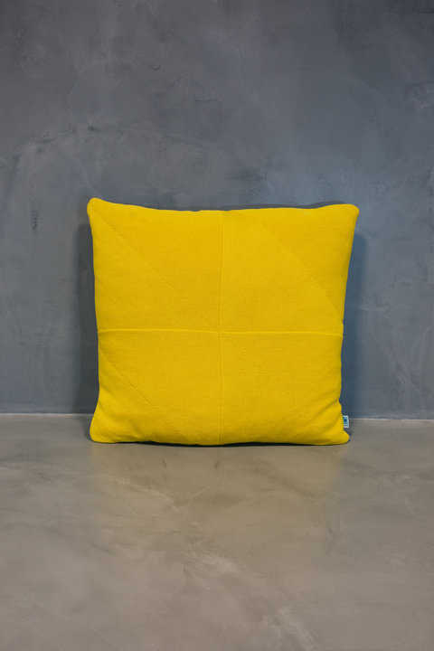 normal cushion serra yellow grey