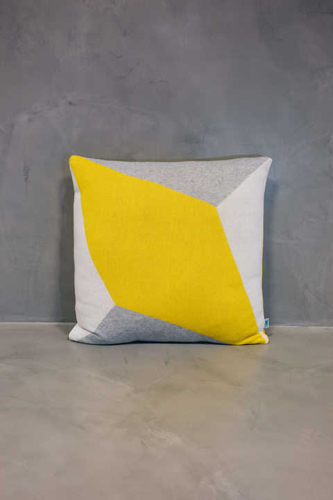 normal cushion lisboa grande yellow