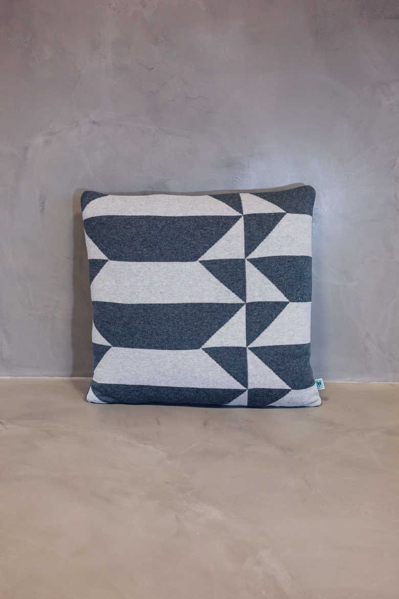 big cushion porto grande grey