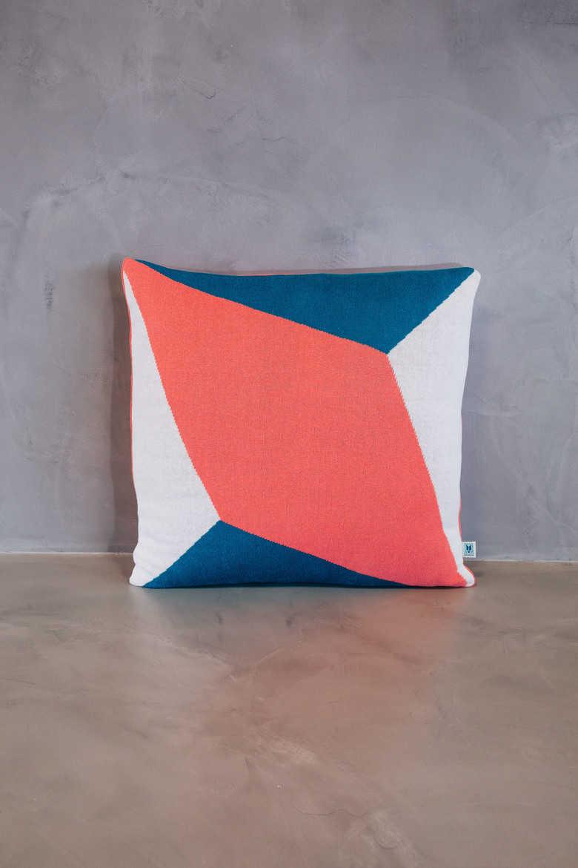 big cushion lisboa grande coral
