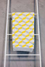big Throw azulejo Aveiro Yellow